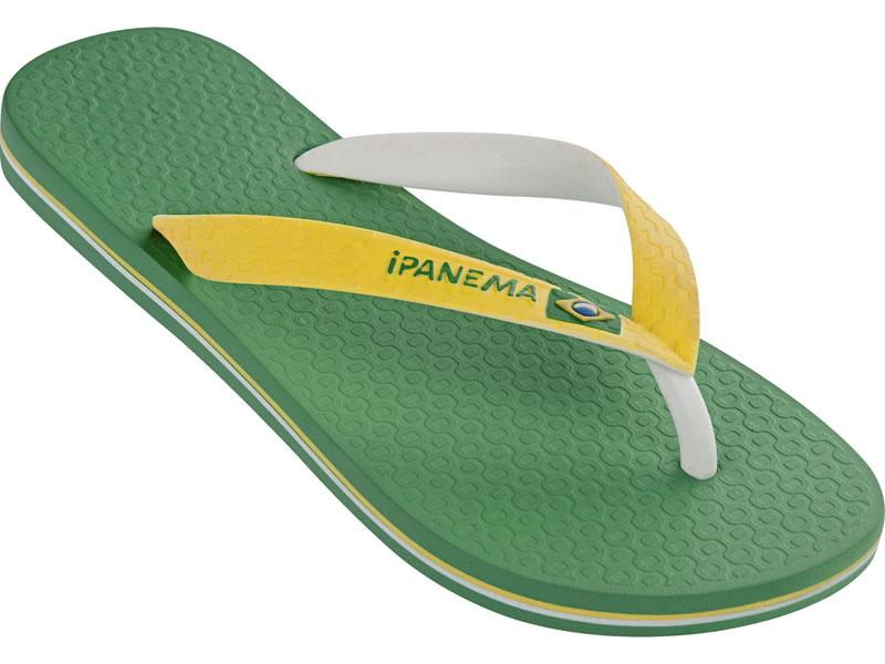 Flip-flops - Brazil Bicolor Green/yellow