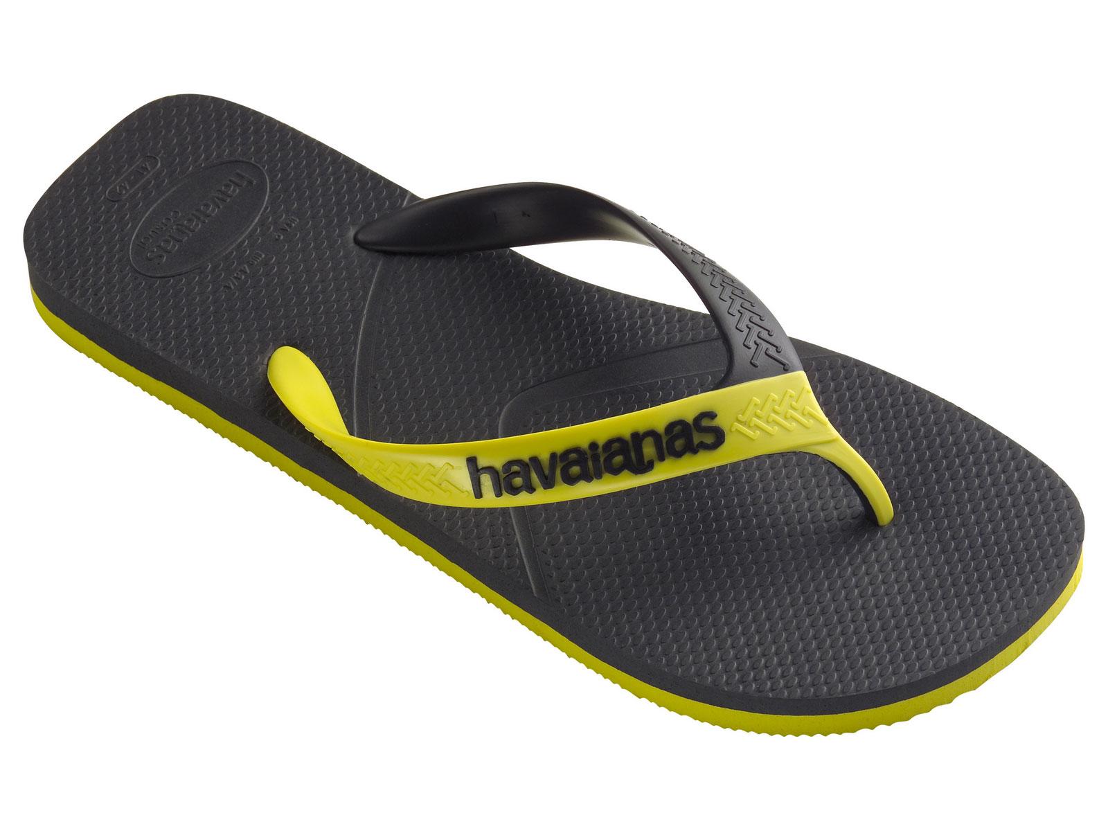 Flip-flops - Casual Dark Grey