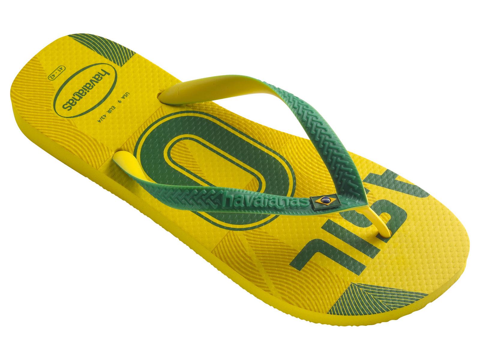Flip-flops - Teams Ii Citrus Yellow