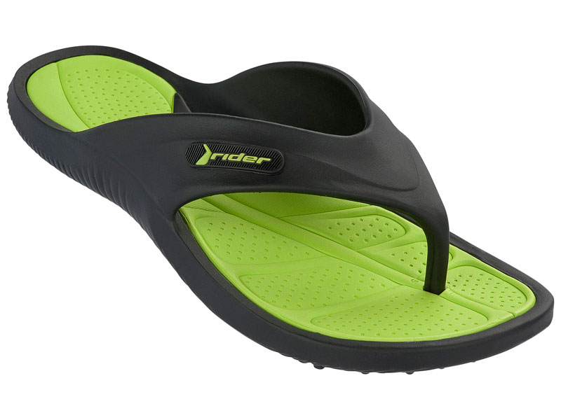 Flip-flops - Cape Vii Black/green