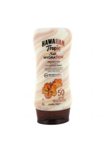 HAWAIIAN TROPIC SENSITIVE SUN LOTION Hydratation