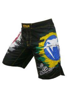 Panske plavky - Venum DRAGON BLACK - MMA shorts