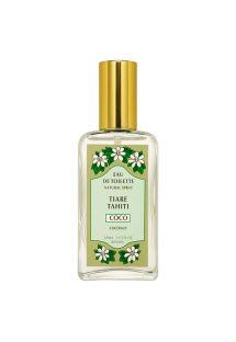 Kokosnötsdoftande parfym i sprayglasflaska - EAU DE TOILETTE TIKI COCO 100ML