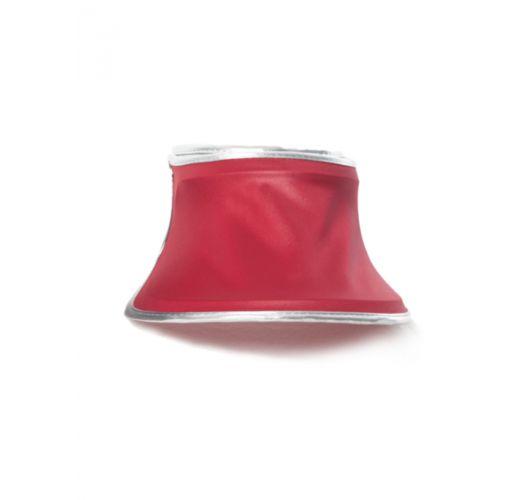 Rote Sonnenblende - ROSSO VISOR