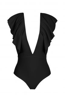 BODY BLACK FRILL