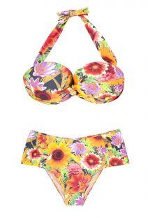 Plus Size Swimwear - PLUS GIRASSOL
