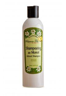 Schampo med monoi extrakt, doft av Tahiti jasmin - SHAMPOOING TIKI AU MONOÏ PITATÉ 250ML