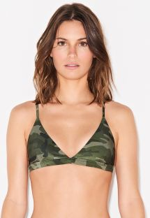 TOP SHORTY CAMOUFLAGE
