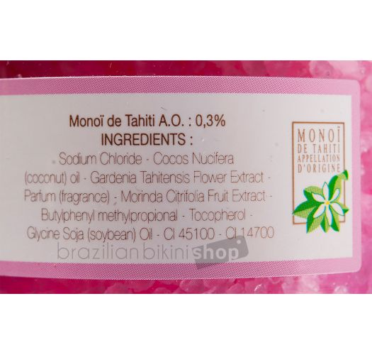Badesalt med tropiske frugter - Reva de Tahiti - Sel de bain Noni